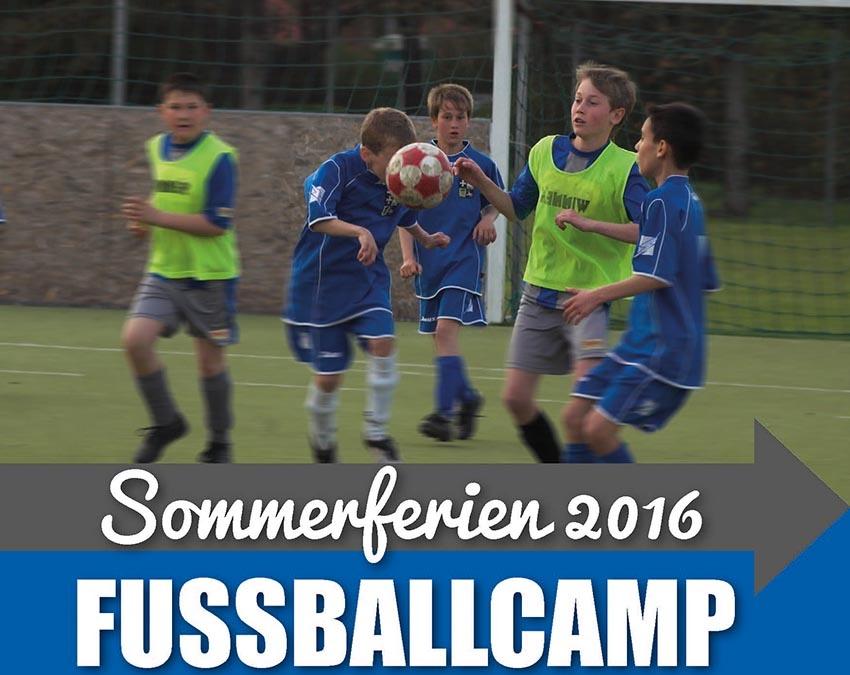 Sommercamp 2016 Artikelbild