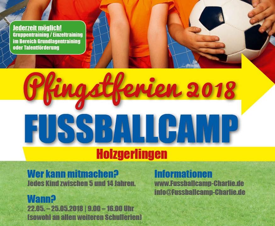 Flyer Pfingstcamp 2018